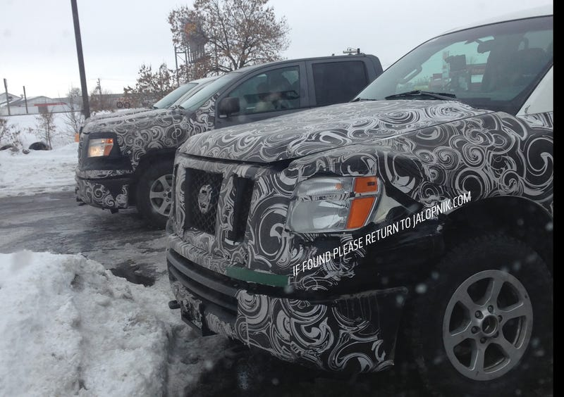 Is The 2015 Nissan Titan Diesel Almost Ready?
