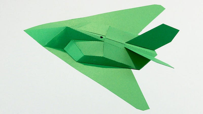 These Paper Planes Don't Fly but Why Would You Ever Want to Throw Them?