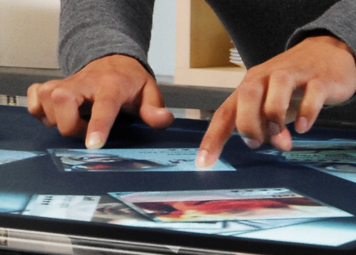 Microsoft Surface Confirmed: Touch-Sensitive, $10k, Minority Report Table