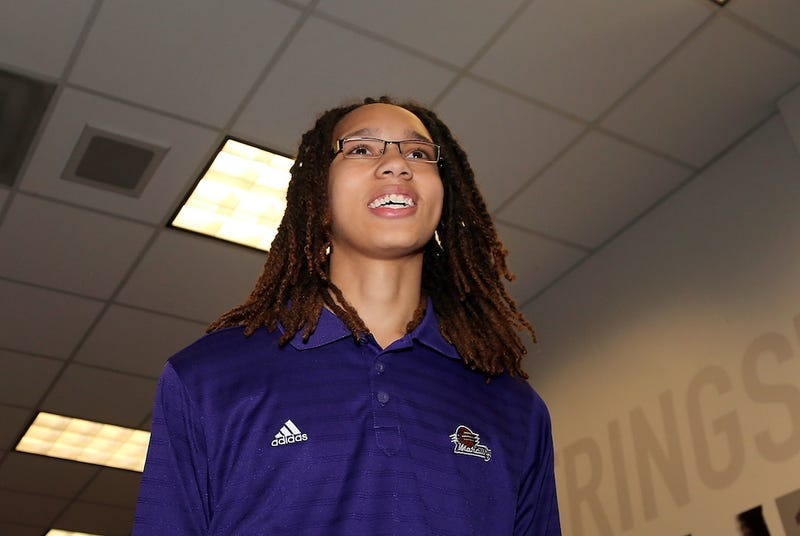 Brittney Griner First Came Out To Her Mother In The Ninth Grade