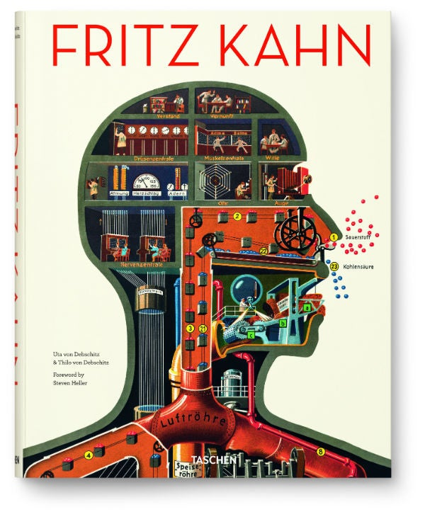 The Amazing Anatomical Diagrams of Fritz Kahn, Pioneer of Infographics