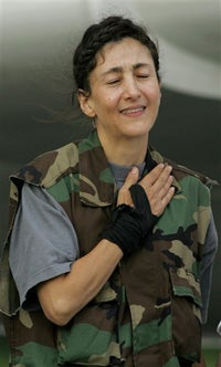 Colombian Ex-Presidential Candidate Ingrid Betancourt Rescued From Revolutionaries
