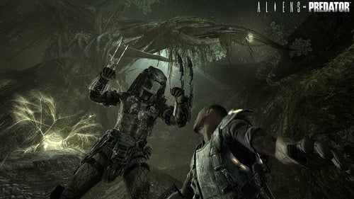Aliens vs Predator Screens Burst Out Of Gamescom's Chest