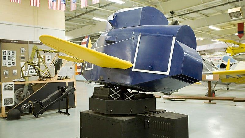Meet The World's First Flight Simulator