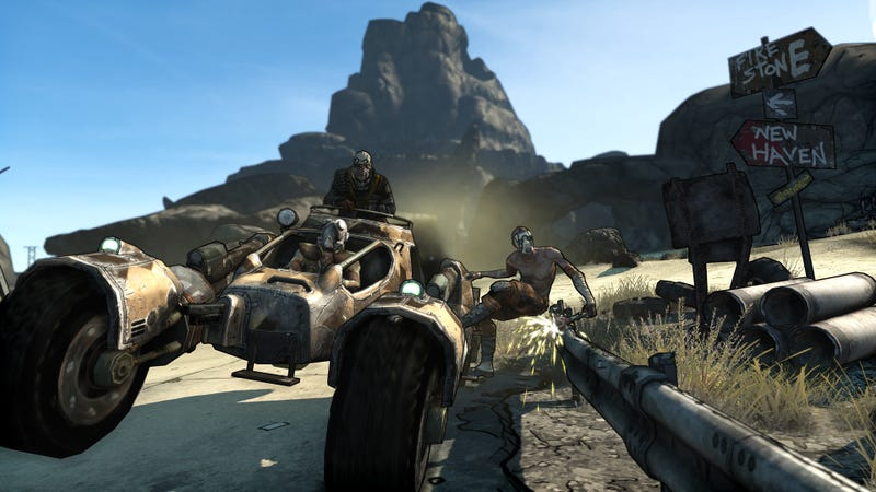Borderlands: A New Look At Gearbox's New Look