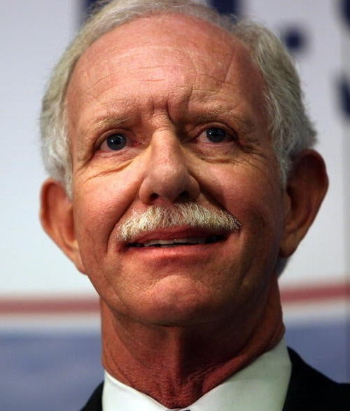 Chesley 'Sully' Sullenberger: Landing That Plane in the Hudson Led to 'Rock Star Sex'