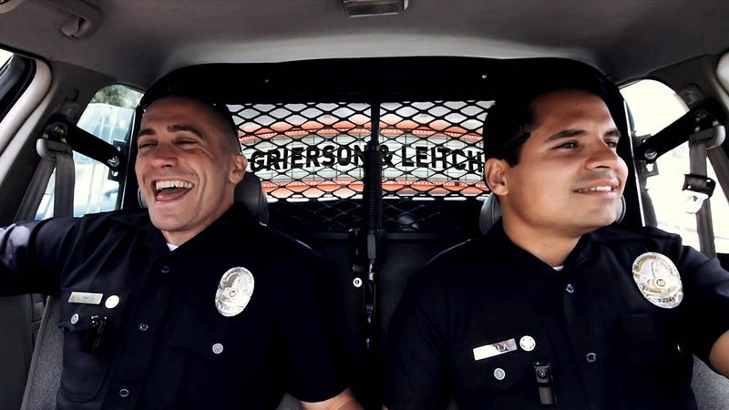 End Of Watch: How Cops See Themselves