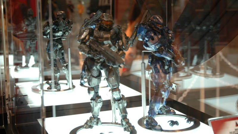 From Mass Effect to Metal Gear, This is a Symphony in Plastic