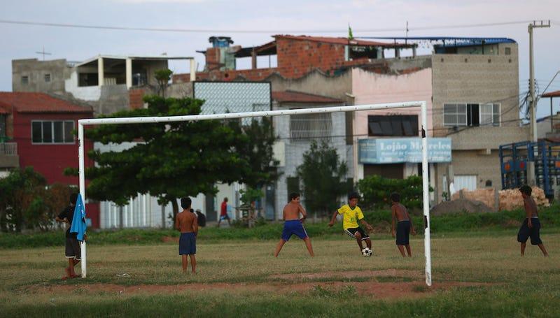 What It's Like To Live Inside A Rio De Janeiro Favela