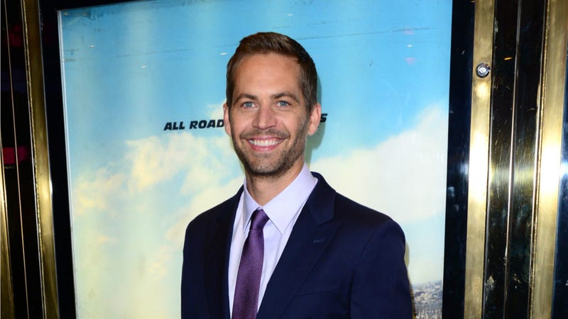 'Speed Alone' Killed Paul Walker