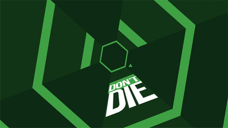 Eight Tips For Surviving Longer Than Five Seconds In The Fiendishly Difficult Super Hexagon