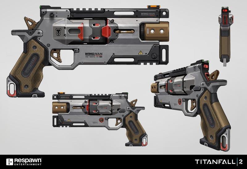 The Art Of Titanfall 2 | Kotaku UK