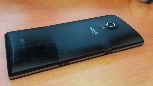 Is This a New Sony Nexus Phone?