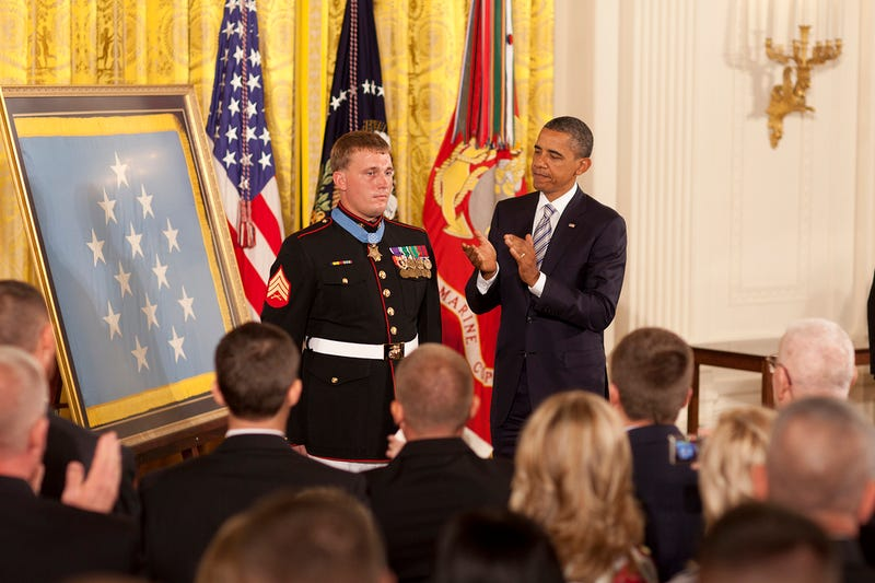The Amazing Story of How Sgt. Dakota Meyer Rescued 36 Soldiers Under Heavy Fire