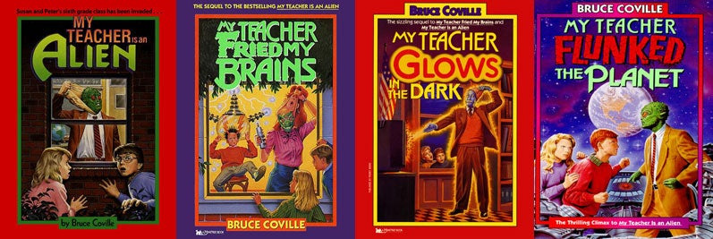 Bruce Coville Interview, Part II