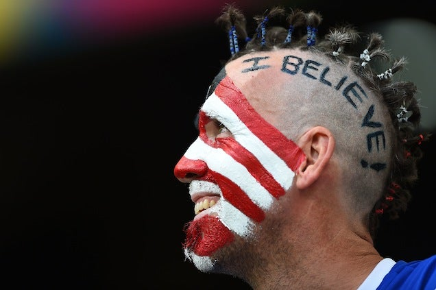 Your United States-Belgium Open Thread