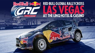 Come To Red Bull Global Rallycross Las Vegas at The LINQ (Ticke