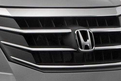 Honda Accord Crosstour's New Smile Up Close
