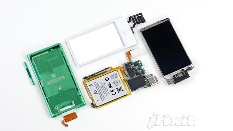 iPod Nano Teardown: Try Not to Break It