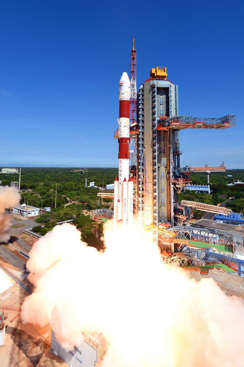 This Launch of 20 Satellites at Once Is All the Space Porn You Need Today