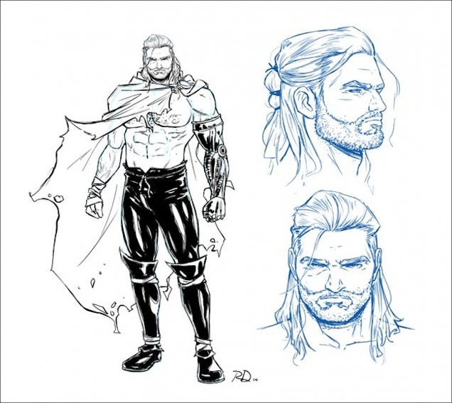 Here's What Thor Will Look Like Now That He's No Longer Thor