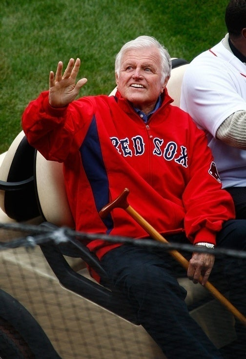 Ted Kennedy Brain Cancer Is in Remission