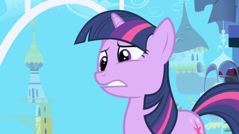 The most viral media correction of 2012 combines My Little Pony with Aspergers