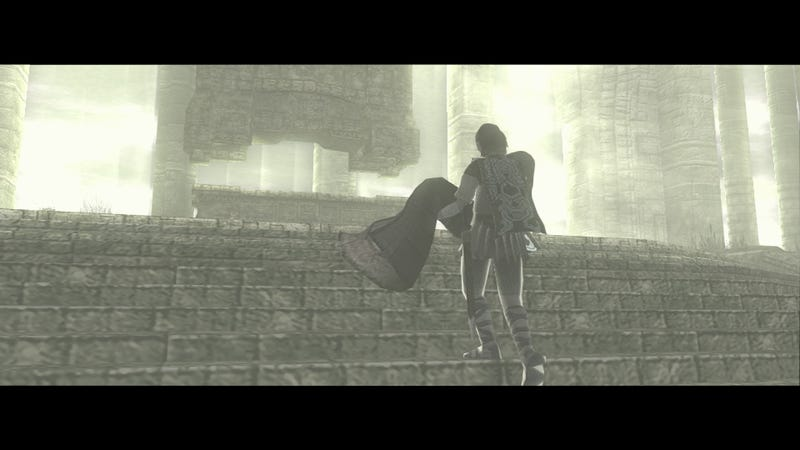 Here's What Ico & Shadow Of The Colossus Look Like In HD