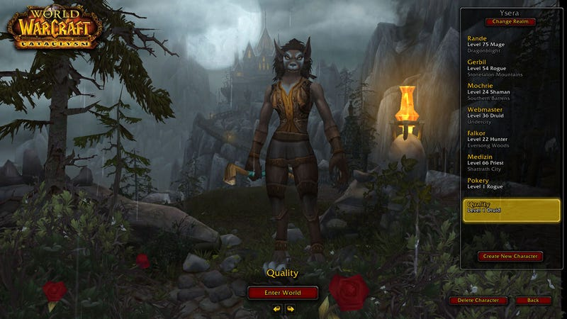 World Of Warcraft: Cataclysm Is Go