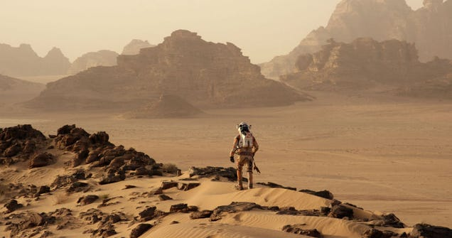 "NASA and Matt Damon Told Us Why The Martian Is ""a Love Letter to Science"""