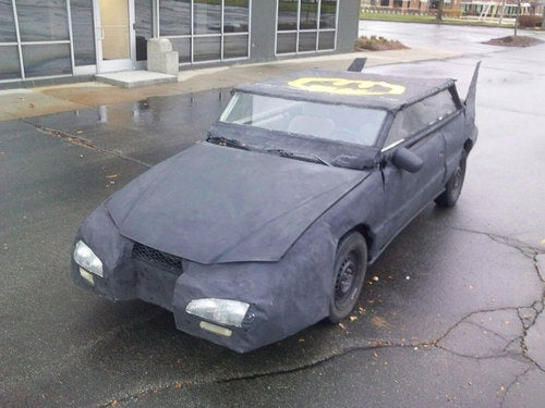 World's Worst Batmobile: After Pics