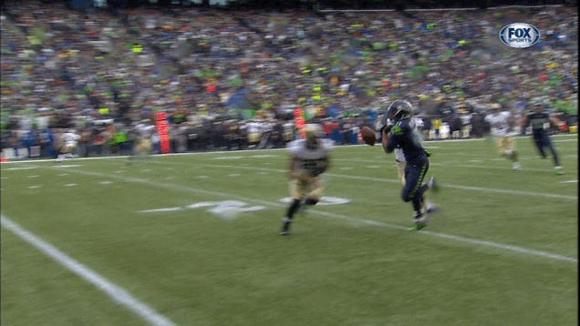 Welcome Back, Percy Harvin