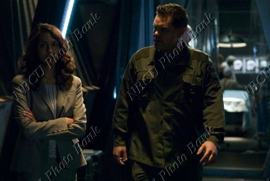 Spoilery Pics From Wolverine, Chun-Li, BSG, Sarah Connor and Fringe!