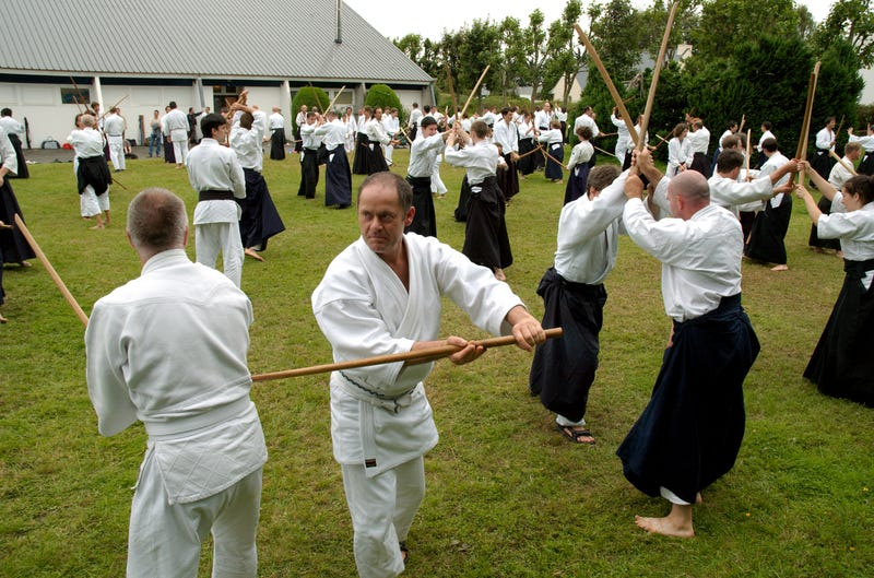 Five 'Get Out of Your Own Way' Leadership Skills from Aikido