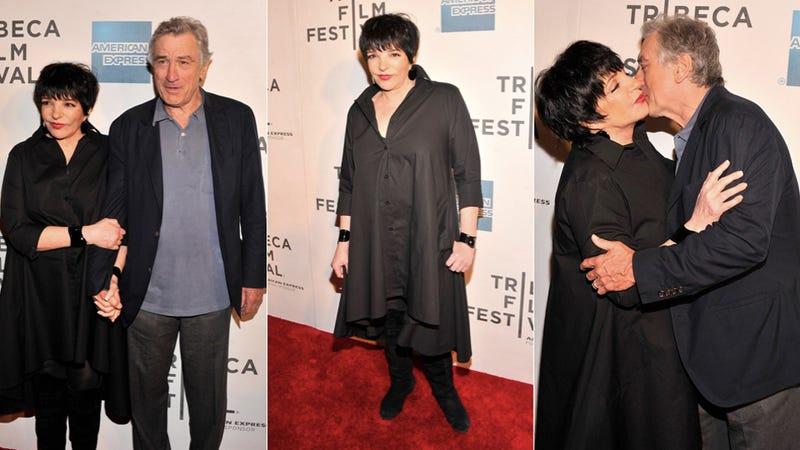 Liza Minnelli and Robert De Niro Are BFF