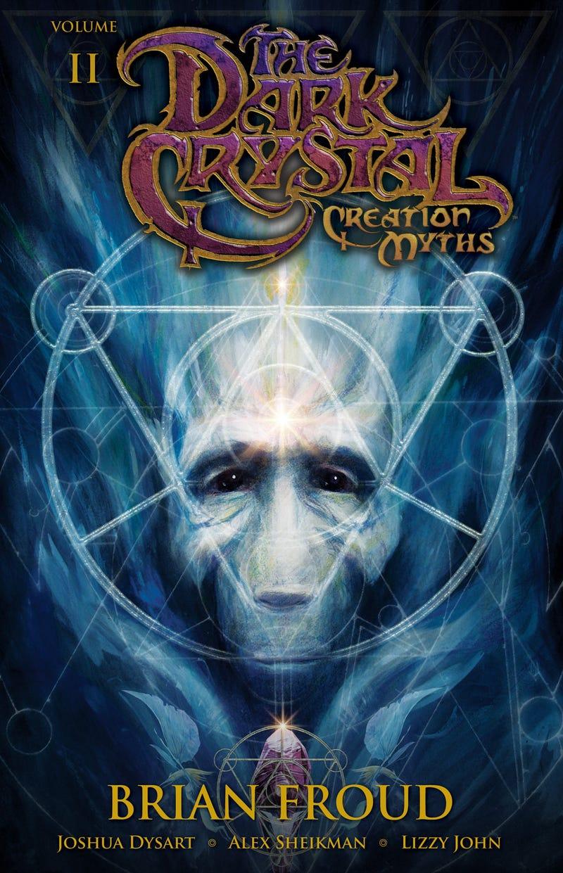 The Secret Origins of The Dark Crystal