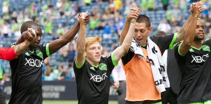 The Seattle Sounders Make A Dream Come True