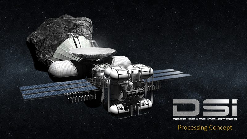 This Mining Company Plans to Land on an Asteroid in Three Years