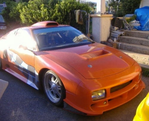 Frankenbodied Porsche 914 Escapes From Kit Car Lockup