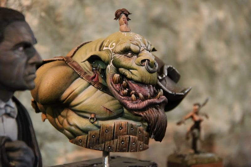 Get a Load of These Awesome Painted Miniatures