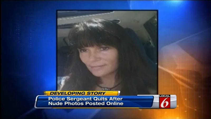 Florida Police Sergeant Played Nude Online Sex Game While On Duty