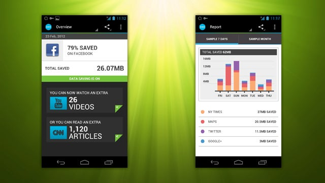 Onavo Extend for Android Compresses Your Mobile Data, Promises to Save You from Bandwidth Caps