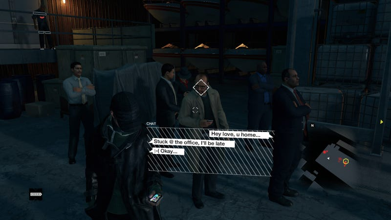 The Most Interesting People In Watch Dogs: Batman, Templars, Celebs