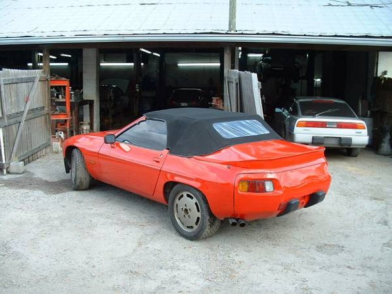 For $6,000, This 928 Is On The Ragtop