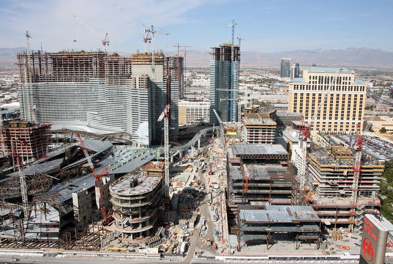 Welcome to the Crumbling Future of the Vegas Strip
