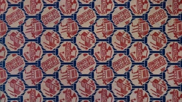 Even the Textiles in Soviet Russia Were Obsessed With Industry