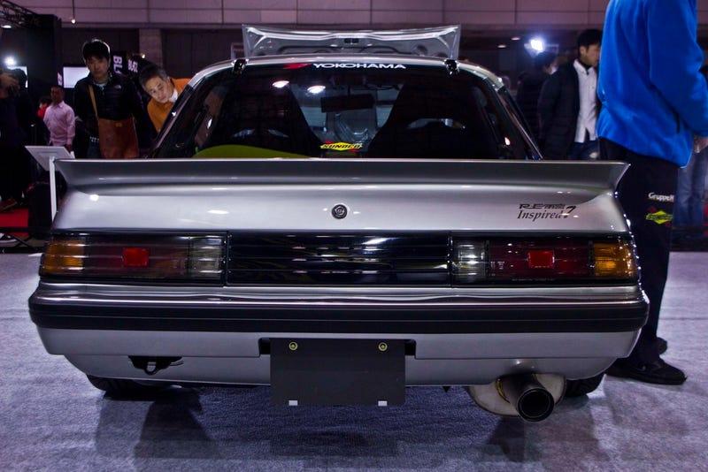 Tokyo Auto Salon 2016: RE-Amemiya's Buzzing Rotary Rockets