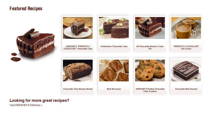 Hackers Defile Hershey's Website by Changing a Single Recipe