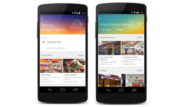 Google Maps App Now Gives Suggestions Based on Weather and Time of Day