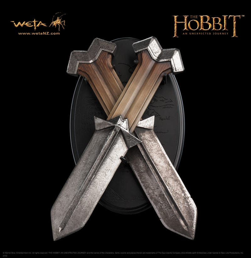 Check Out All These Sweet Hobbit Statues, Toys & Props